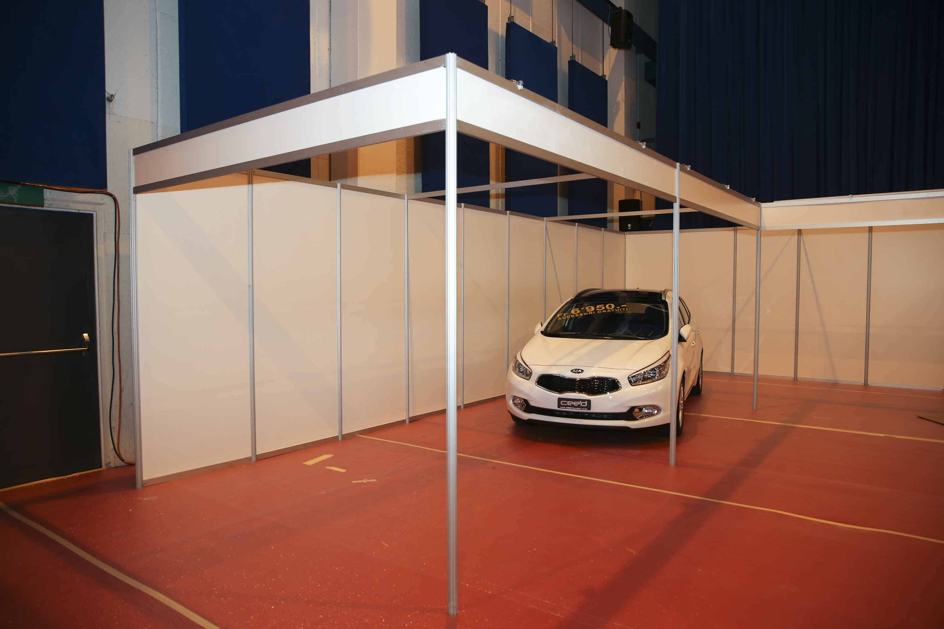 Tipi Stand
